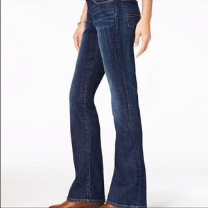 Lucky Brand Charlie Baby Boot Jeans